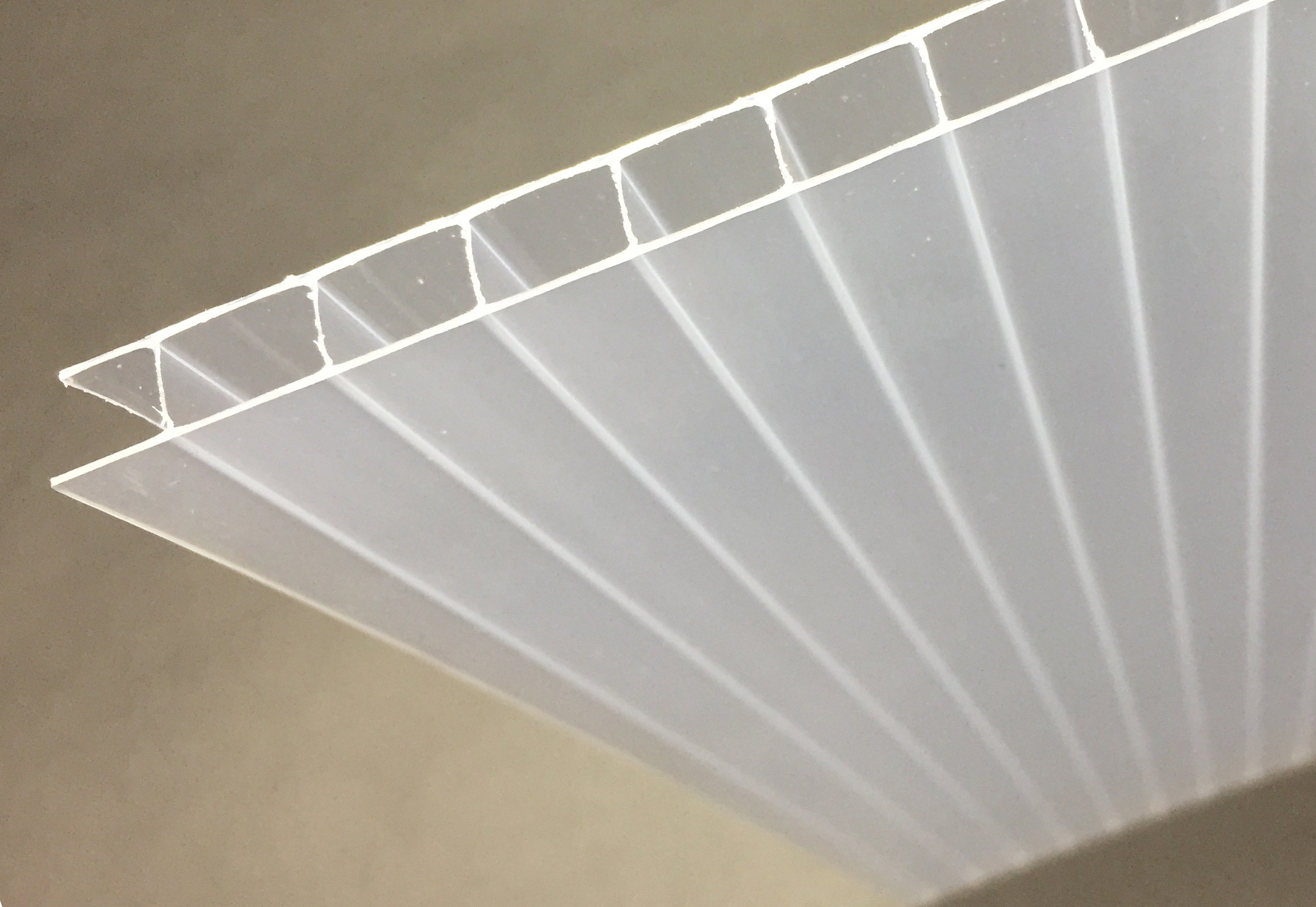 Twin Wall Polycarbonate Louvers International